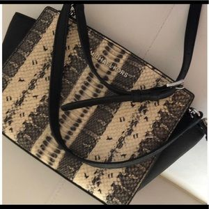 Michael Kors Genuine leather crossbody bag